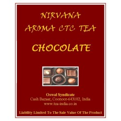 Nirvana Chocolate Black CTC Tea
