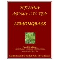 Nirvana Lemongrass  Black CTC Tea