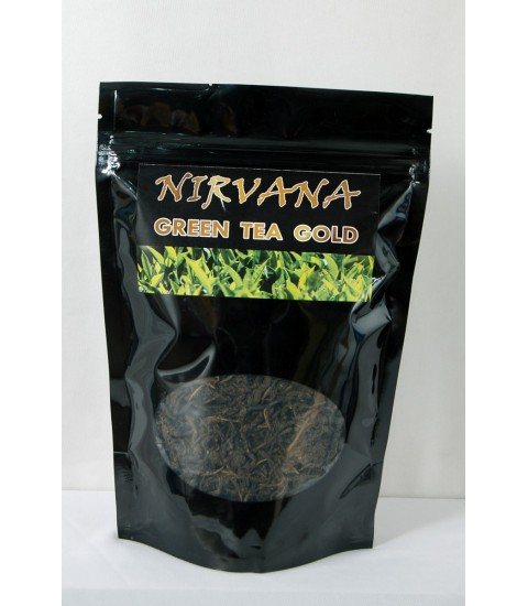 Nirvana Premium Green Tea Gold