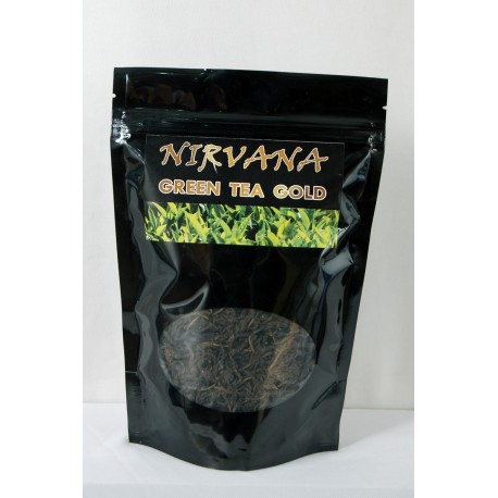 Nirvana Premium Green Tea Gold