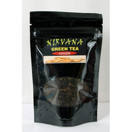 Nirvana Green Tea Ginger