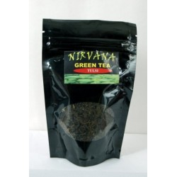 Nirvana Green Tea Tulsi