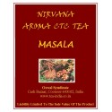 Nirvana Masala Black CTC Tea