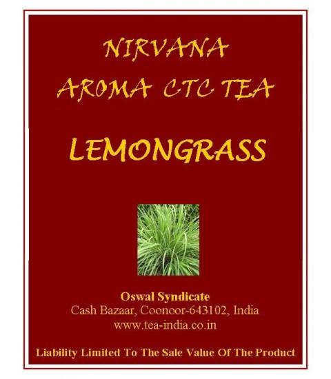 Nirvana Lemongrass Tea