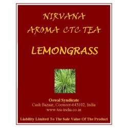 Nirvana Lemongrass Tea