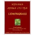Nirvana Lemongrass Black CTC Tea
