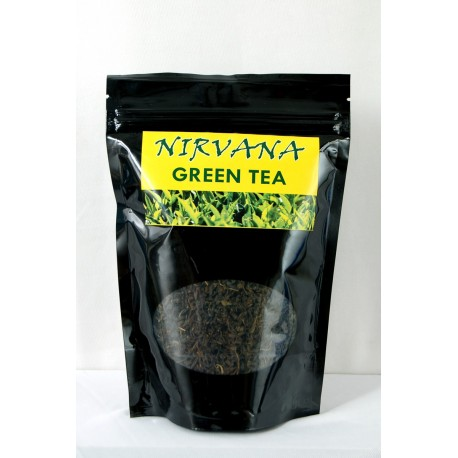 Nirvana Green Tea