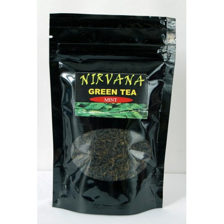 Nirvana Green Tea Mint