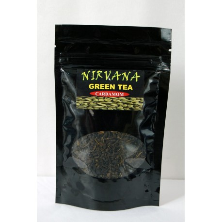 Nirvana Green Tea Cardamom
